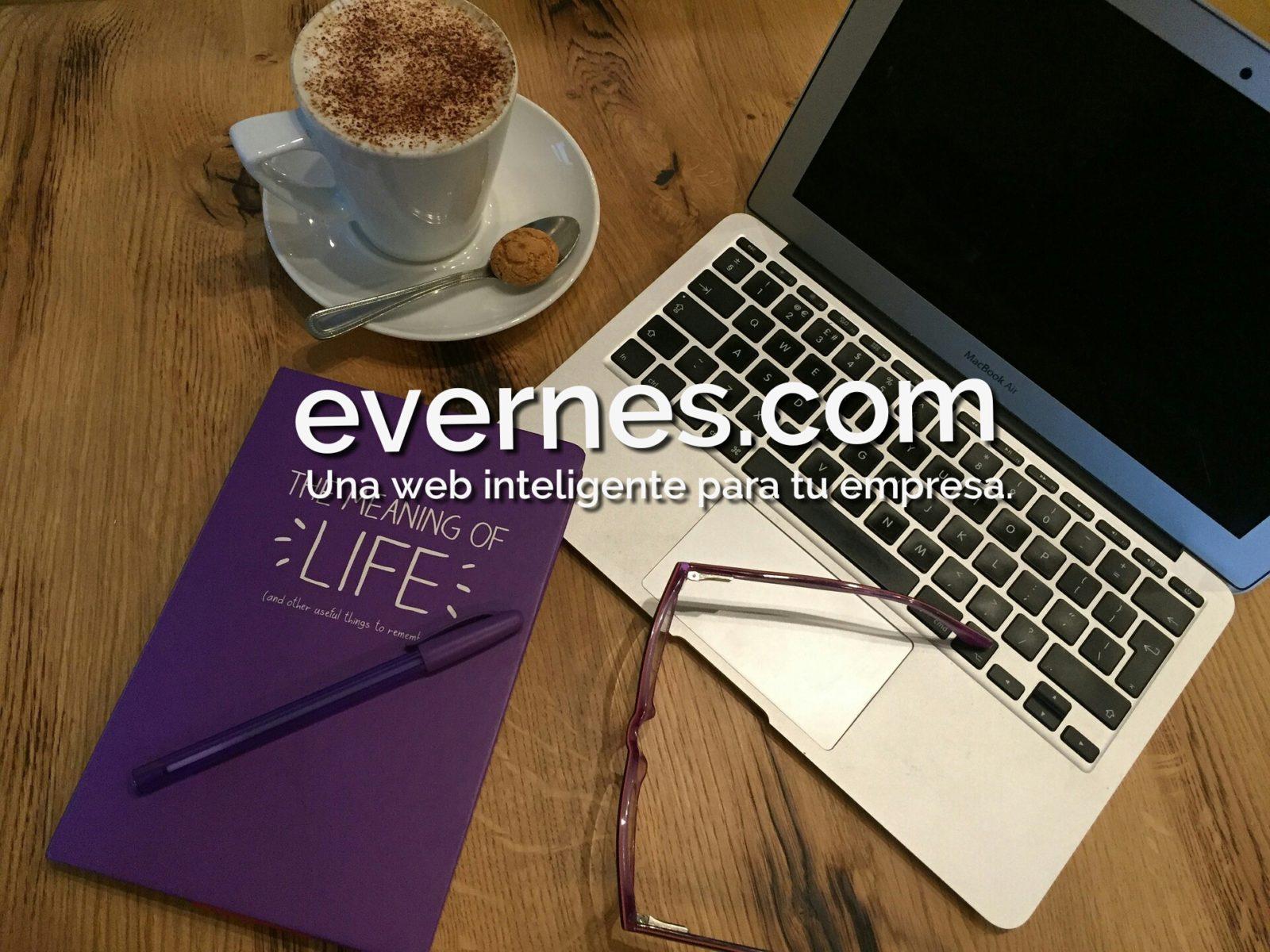 Evernes.com – Una web inteligente para tu empresa.