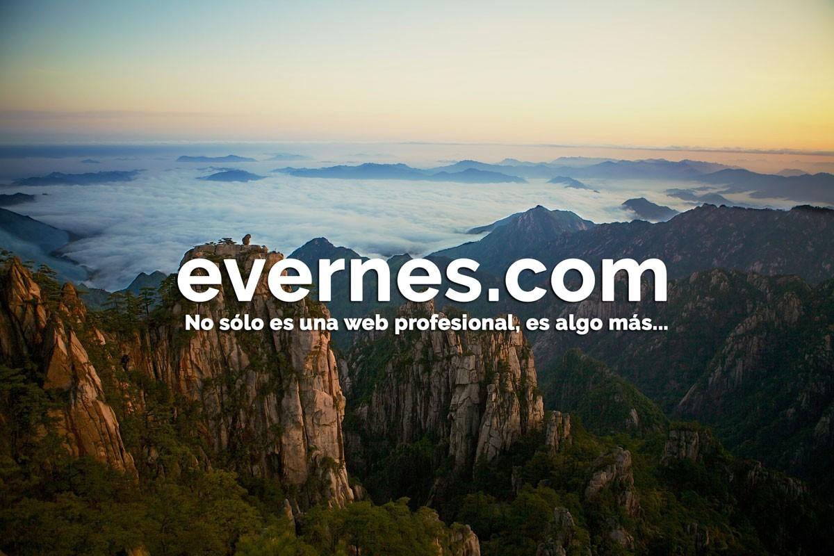 evernes.com – No sólo es una página web profesional para tu empresa, es algo más…