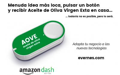 Imagina pulsar un botón y recibir Aceite de Oliva Virgen Extra en casa… #AOVE