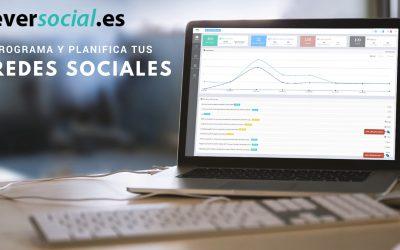 http://eversocial.es – Programa y planifica tus redes sociales